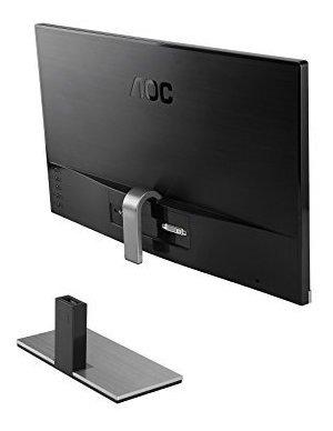 aoc i2267fw monitor led sin marco - delgado de clase ips de