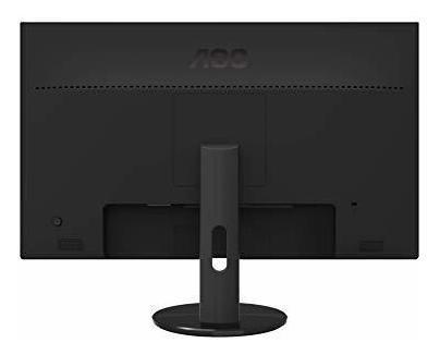 aoc u2790vq 27plg 4k 3840x2160 uhd monitor sin marco, ips, 5