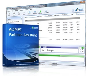 partition assistant
