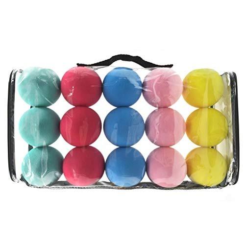 96abd0aa2 Aoneky 15 Pack Baby Balls - Pelotas Pequeñas De Espuma Suave ...