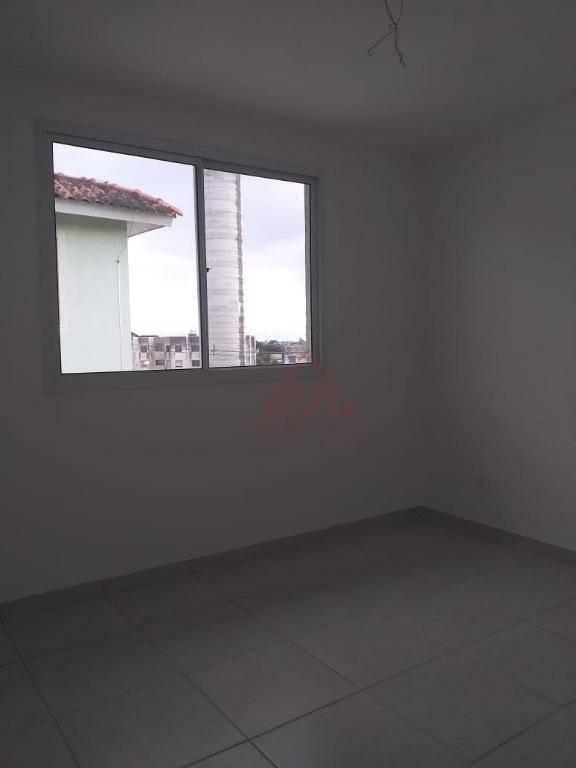 ap. 76,00m² c/ 3 quartos à venda, sendo 58,00m² de área de vassoura ( privativa ) - na rua elza scherer mobairro rio pequeno - são josé dos pinhais/pr - ap0647