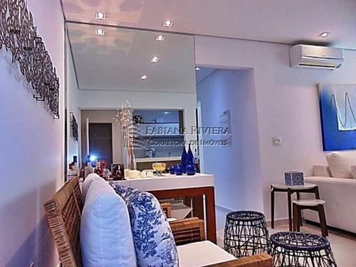 ap em riviera, m8, 108 m², 3 dorms ( 01 suíte), lindo