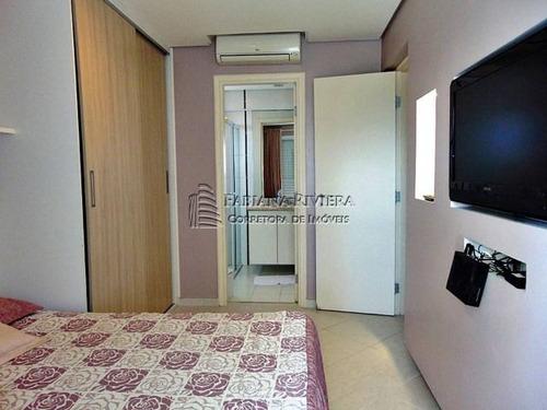 ap. riviera, m8, 110 m², 3 dorms ( 01 suíte)