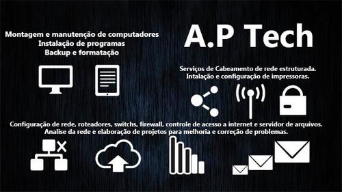 a.p tech serviços de informática