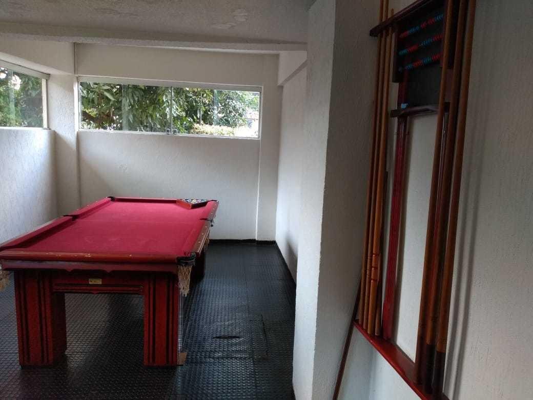 ap zn sp - barro branco 2 quartos, bairro residencial