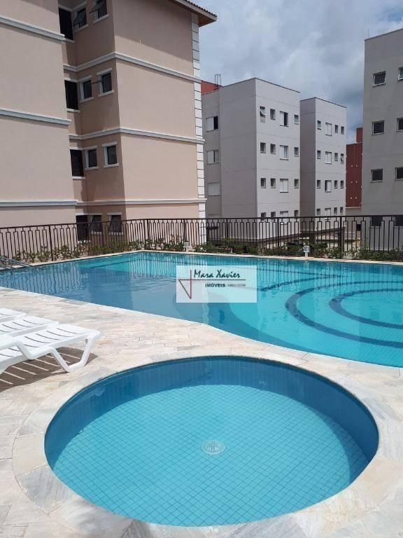 ap0507 apartamento ampla área de lazer, vinhedo sp  - ap0507
