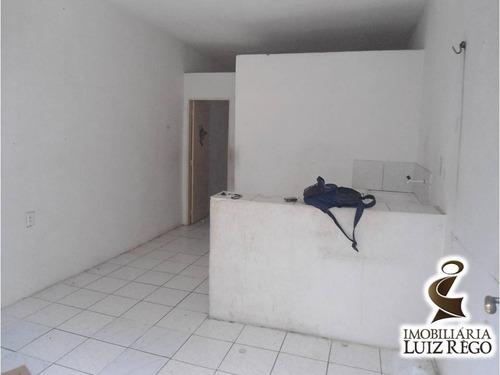ap1064 - aluga apartamento no centro, 1 quarto, 35m2, r$ 400