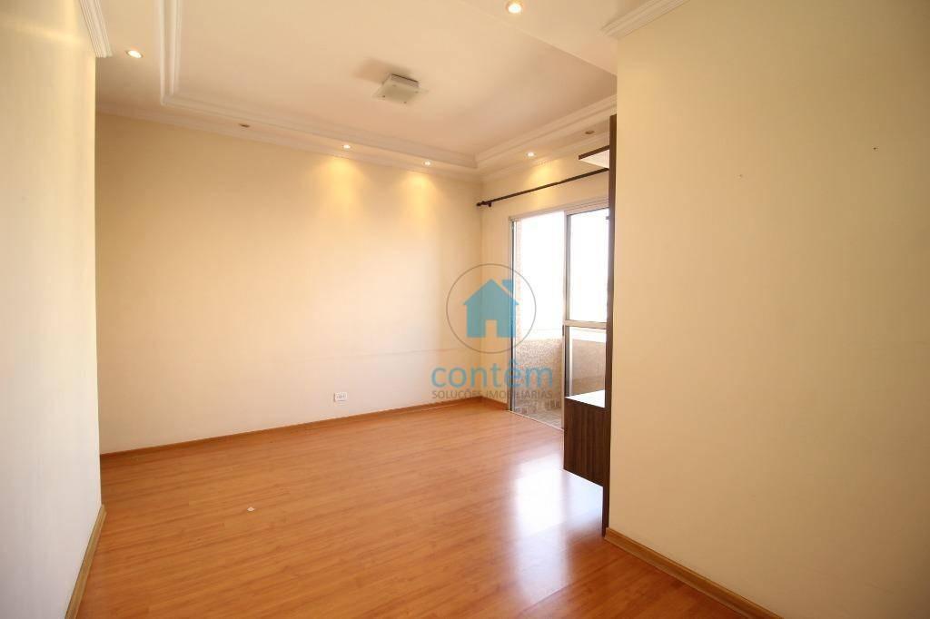 ap1184- apartamento com 3 dormitórios à venda, 67 m² por r$ 314.000,00 - vila quitaúna - osasco/sp - ap1184