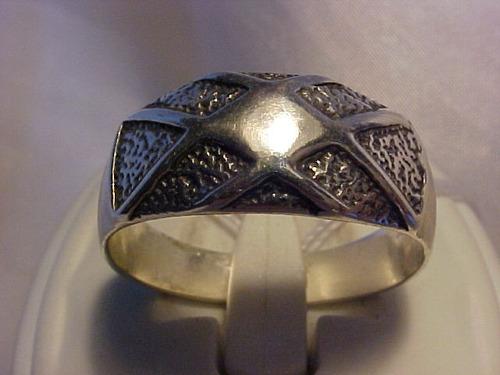 #ap124644n -   anel em prata estilo bali