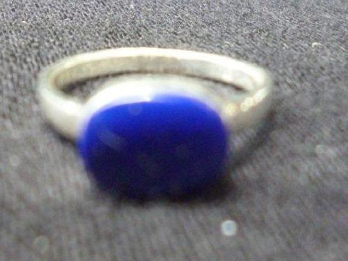 ap126 anillo de plata talla 5