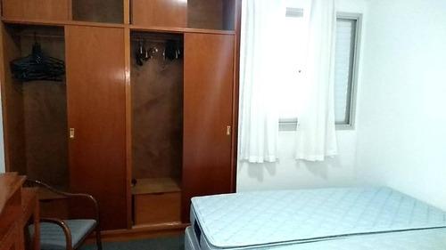 ap4754 - cidade jardim - 3 ds, suite - completo com armários e mobília - 113 m² - r$ 1.500,00 - ap4754