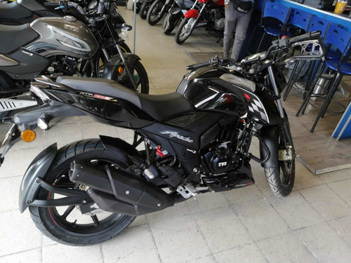 apache rtr 160 avracing dna unleashed