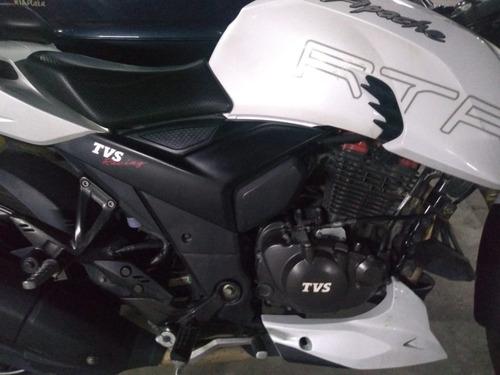 apache rtr 200 moto tvs