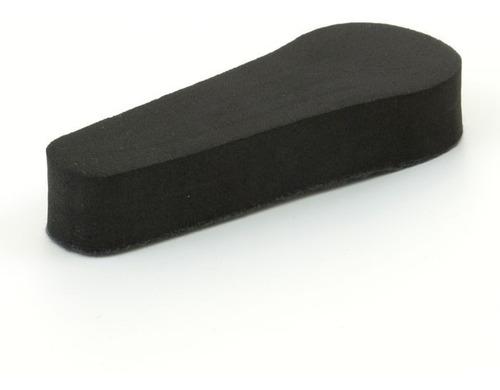 apagador de quadro branco em eva  10 x 4 x 2 cm preto - 3un