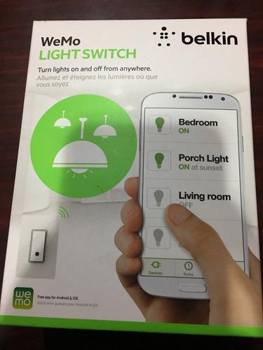 apagadores de luces wifi