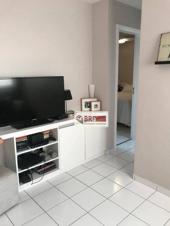 apapartamento 02 dormitórios (com armários e1 cabeceira) ? ampla sa para alugar, 65 m² por r$ 1.550/mês - jardim chapadão - campinas/sp - ap0267