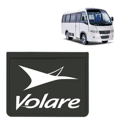 apara barro lameiro micro-ônibus volare ( 46 x 36  )