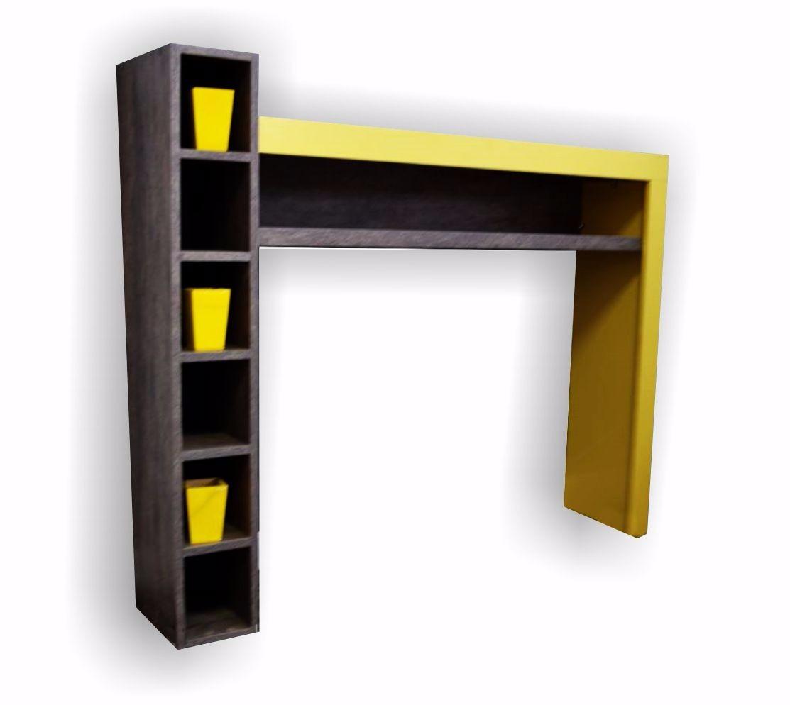 Aparador Adega Bancada Sala Cozinha Bar Divisor Ambientes R 516  -> Divisor Sala E Cozinha