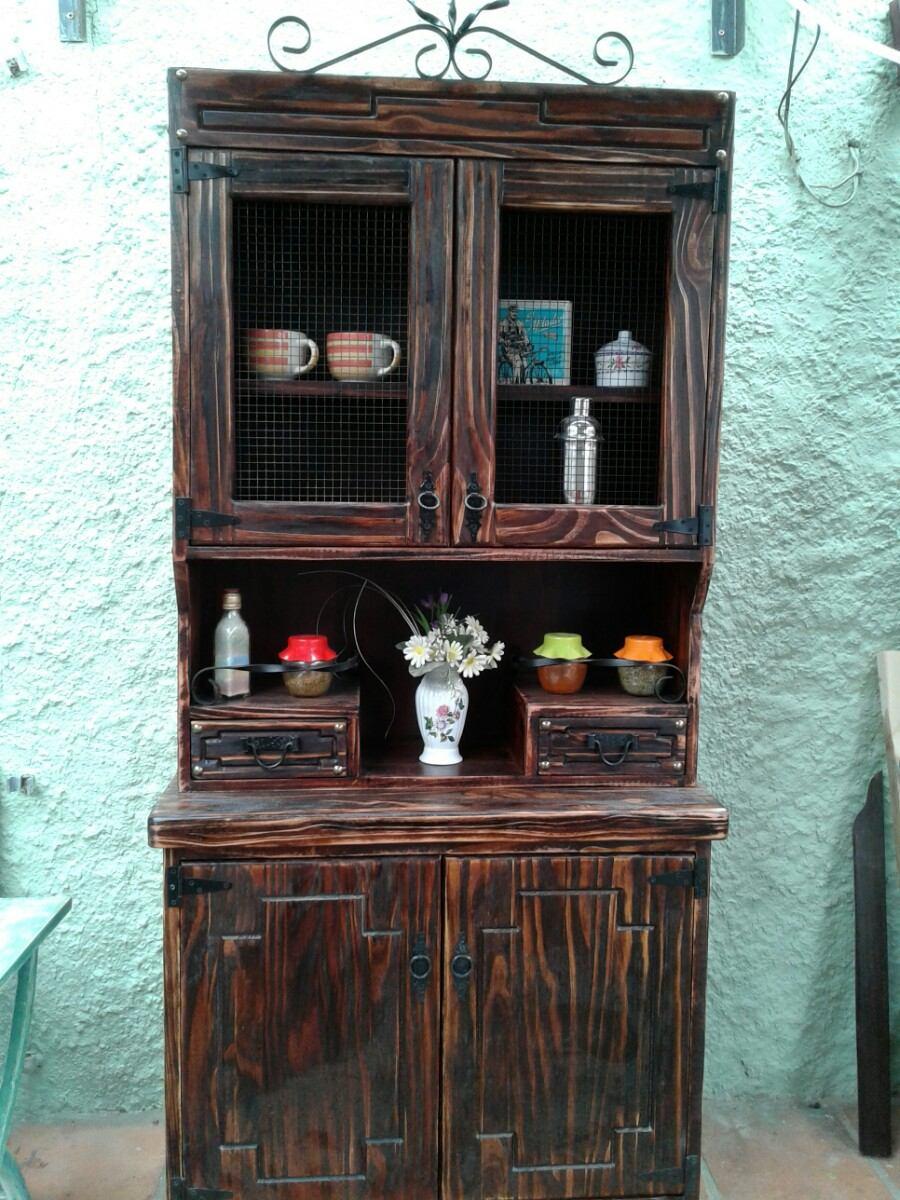 Aparador alacena mueble de cocina o comedor for Aparador cocina