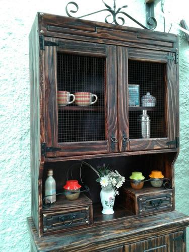 aparador, alacena, mueble de cocina o comedor