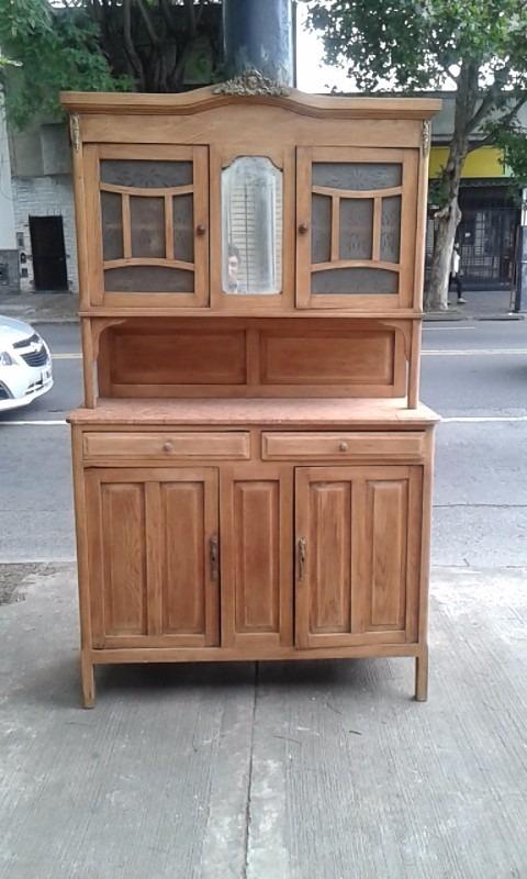 Aparador Antiguo, Comedor, Muebles Antiguos - $ 5.900,00 en Mercado ...