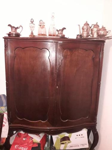 aparador antiguo madera maciza excelente estado