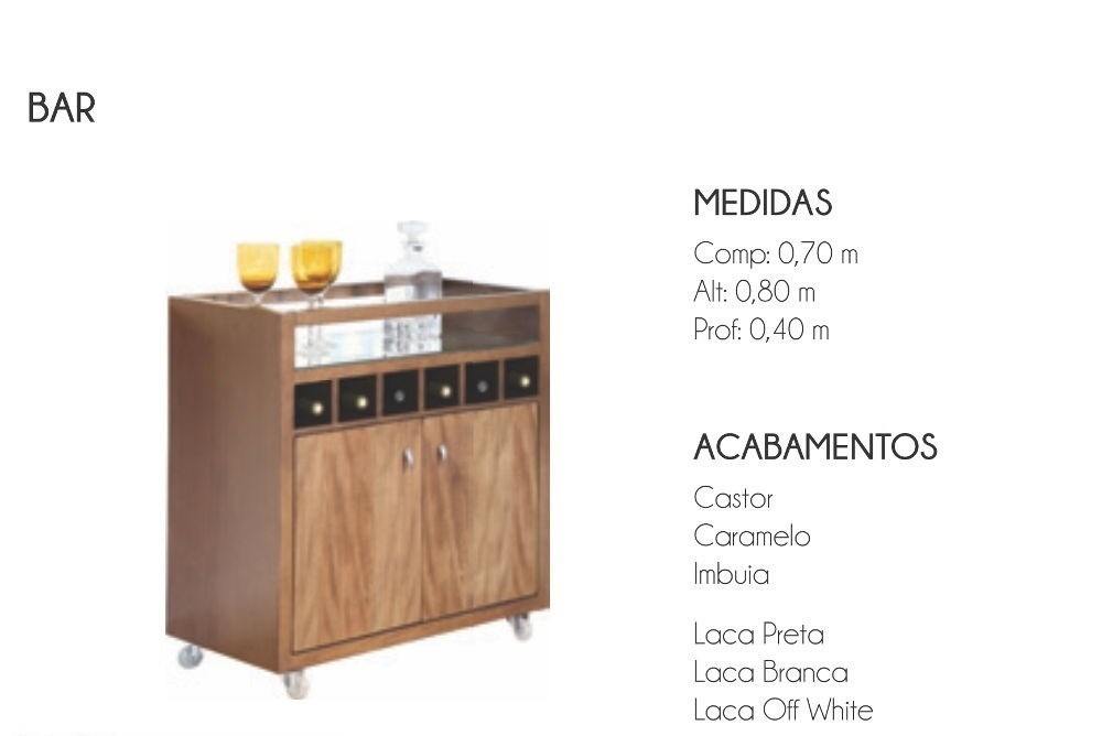 Armario Para Ropa Blanca Ikea ~ Aparador Bar Com Espelho E AdegaÁster 100% Mdf Mobillare R$ 1 869,98 em Mercado Livre