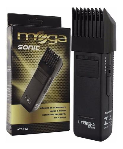 aparador barba mega sonic de acabamento at 389