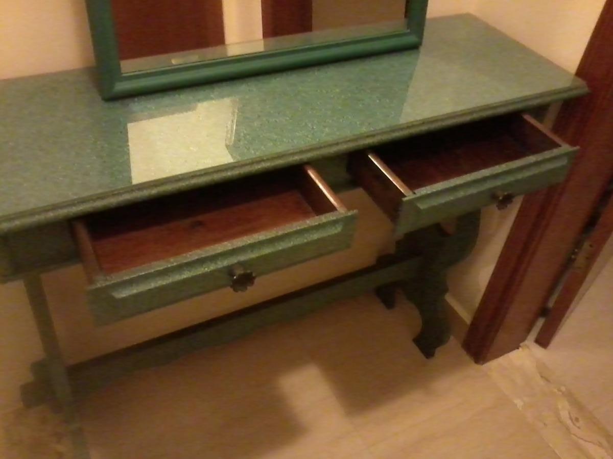 Artesanato Recife Antigo ~ Aparador Colonial Com Espelho lindo R$ 550,00 em Mercado
