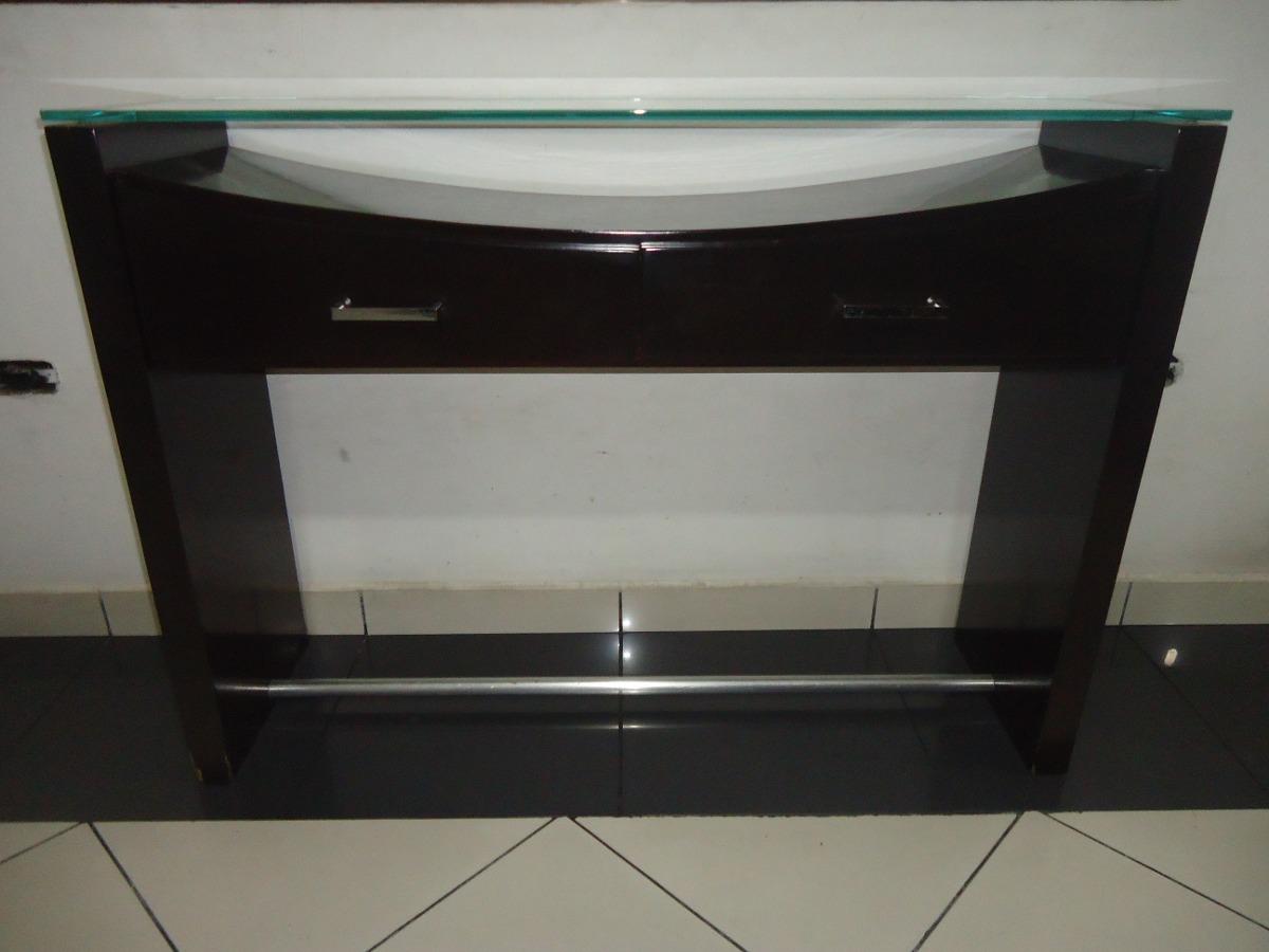 Aparador Com Tampo De Vidro Sala De Jantar R 400 00 Em Mercado