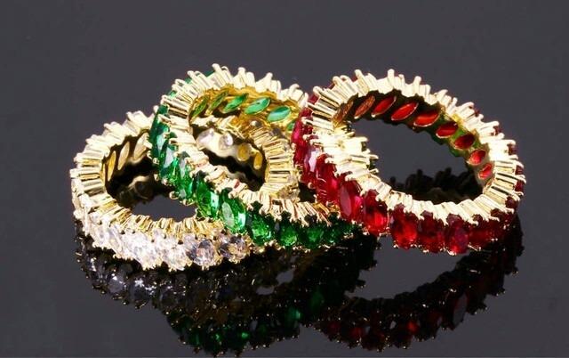Aparador Leroy Merlin ~ Aparador De Alianças Com Gotas De Zirconias O Par Luxo R$ 289,00 em Mercado Livre