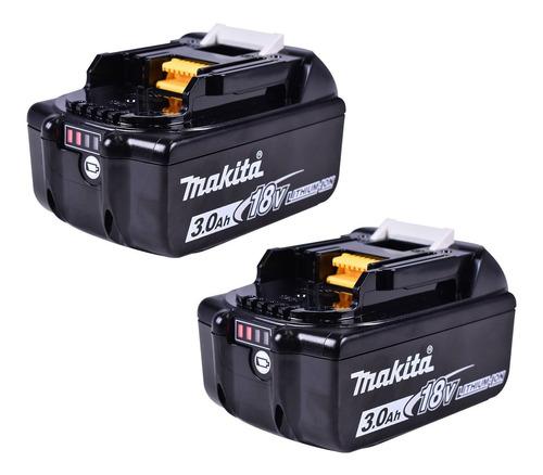 aparador de cerca 18v com 2 baterias duh651z-p makita 127v