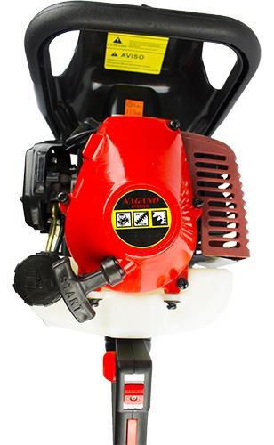 aparador de cerca viva a gasolina 2 t 26cc tanque 650 ml
