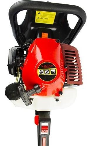 aparador de cerca viva a gasolina 2 tempos 26 cilindradas