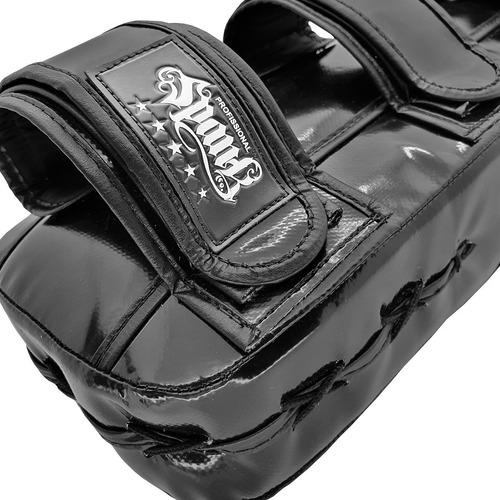 aparador de chute thai pad reforçado profissional spank