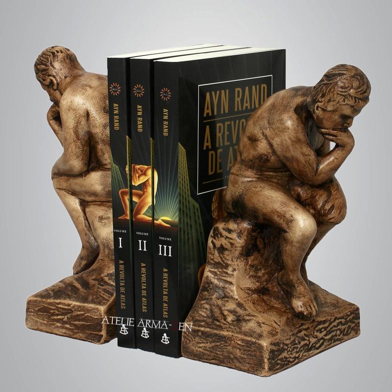 Adesivo De Bailarina Para Quarto ~ Aparador De Livros Pensador Estátua Escultura R$ 120,00 em Mercado Livre