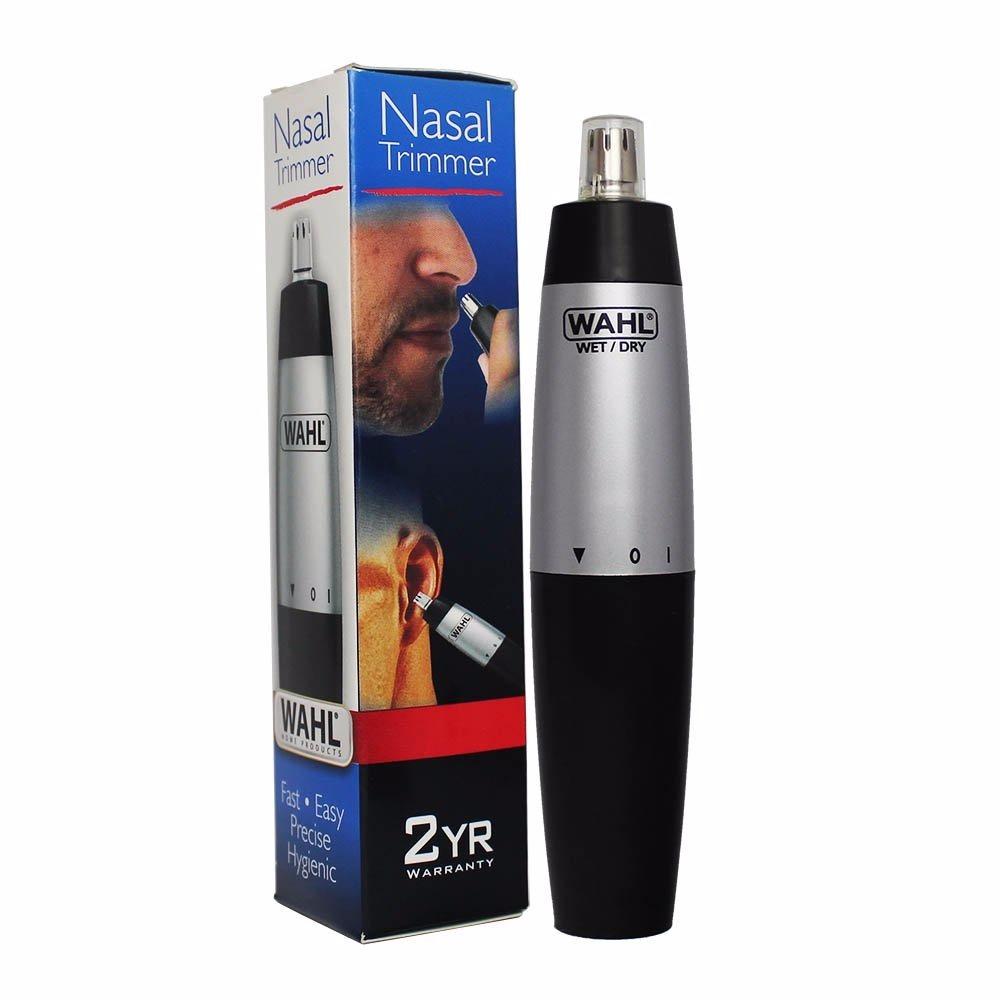 aparador de pelos nariz e orelha wahl nasal trimmer. Carregando zoom. 7b825ad430b3