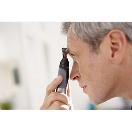 Aparador Pelos Nariz ~ Aparador De Pelos Nariz orelha sobrancelha Nt3160 Philips R$ 118,37 em Mercado Livre