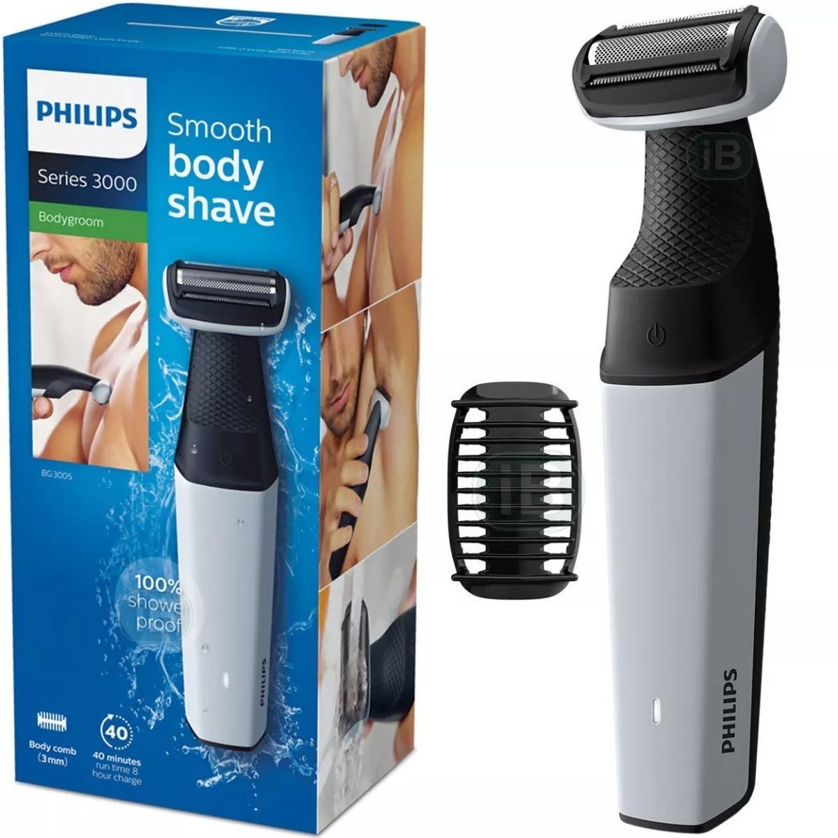 c511126c3 aparador e depilador elétrico pêlos masculino corpo philips. Carregando  zoom.