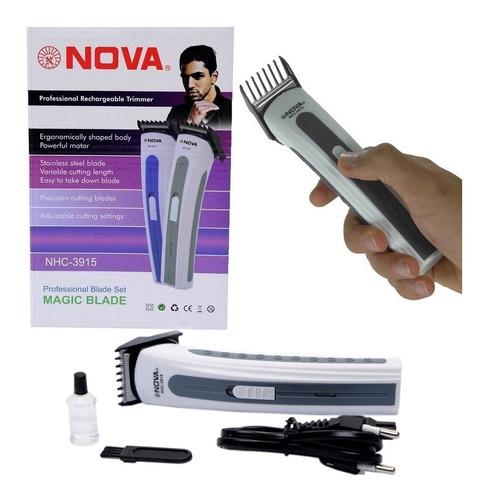 aparador elétrico barba perna nova bivolt recarregavel aeio@