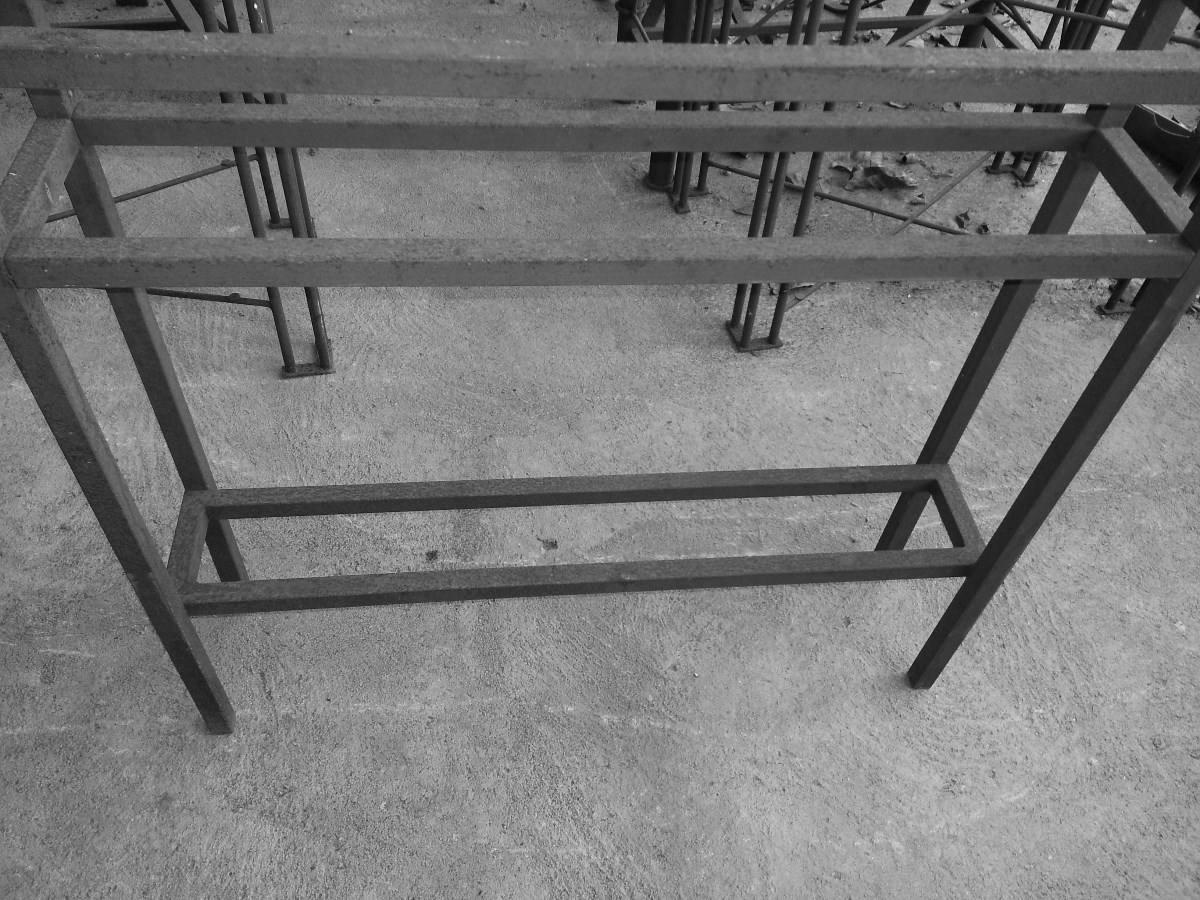 Aparador Ferro Mercado Livre ~ Aparador Em Ferro A Pronta Entrega S Vidro Med 90x20x85 Altu R$ 280,00 em Mercado Livre