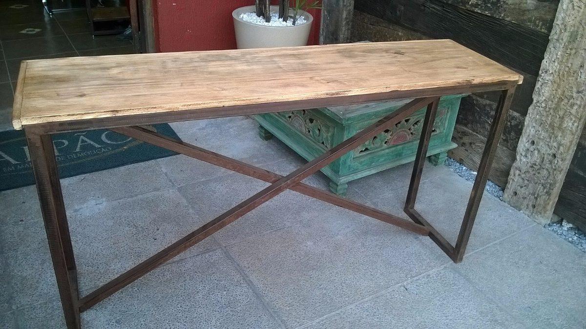 Aparador industrial expedition madeira e ferro r - Aparador industrial ...