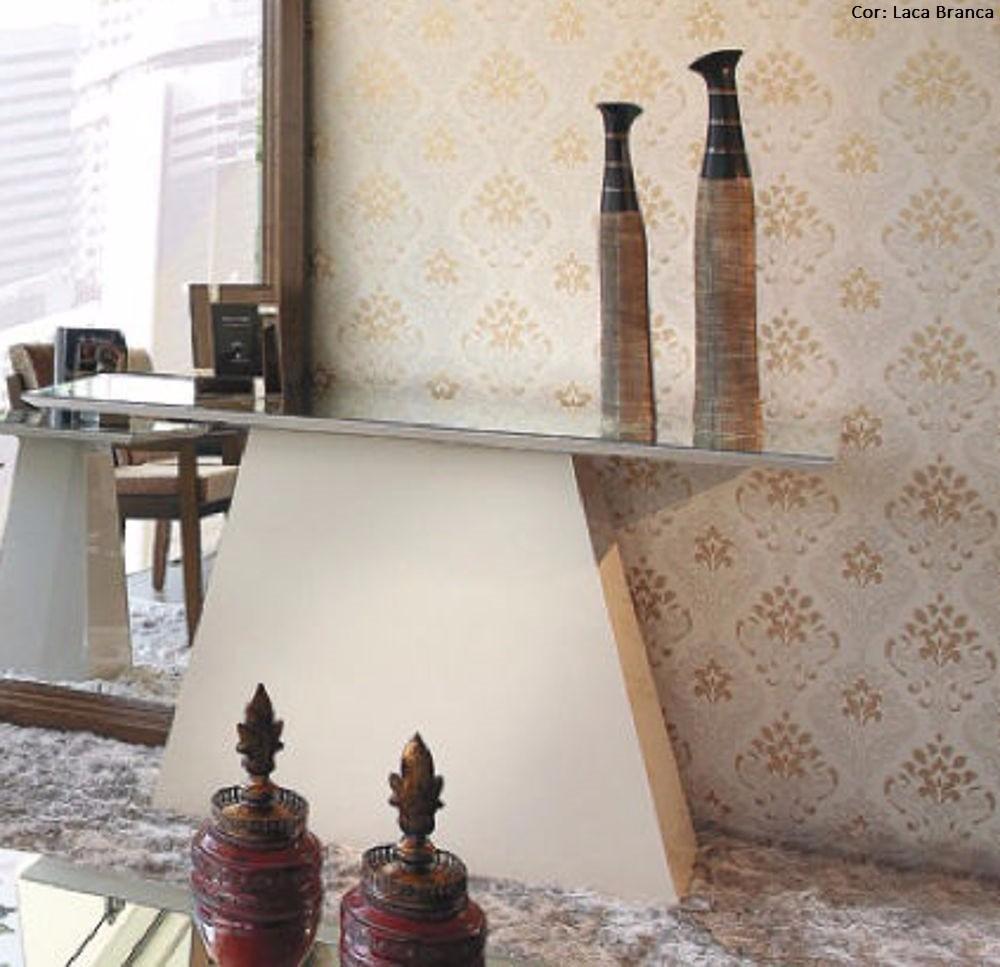 Artesanato Natal Com Rolo De Papel Higienico ~ Aparador Laqueado E Tampo Espelhado Vivara Mobillare X R$ 1 429,98 em Mercado Livre