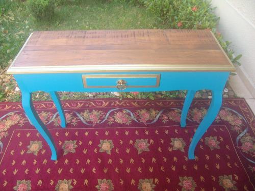 aparador mesa escrivaninha penteadeira novo modelo antigo