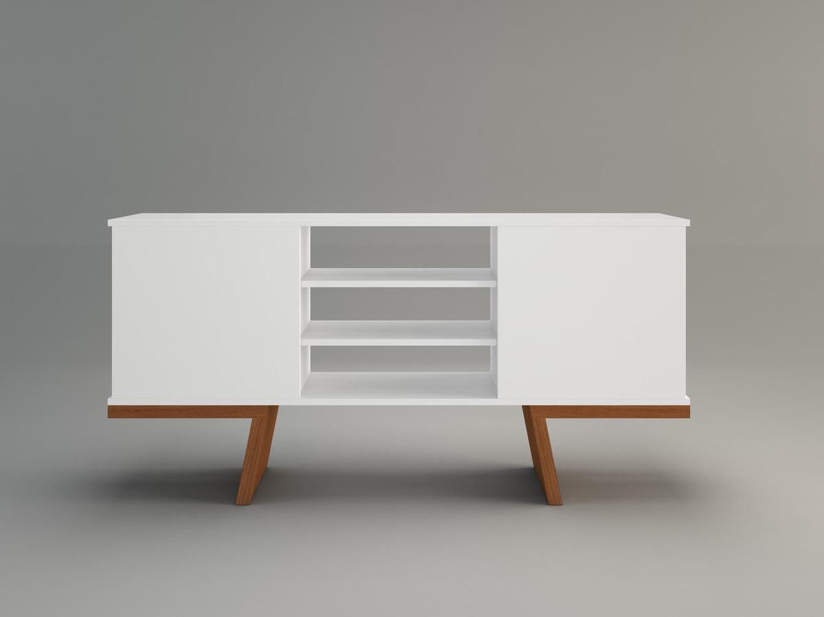 0f1127f9f Aparador Milano Branco - Estilare Móveis - R$ 519,90 em Mercado Livre
