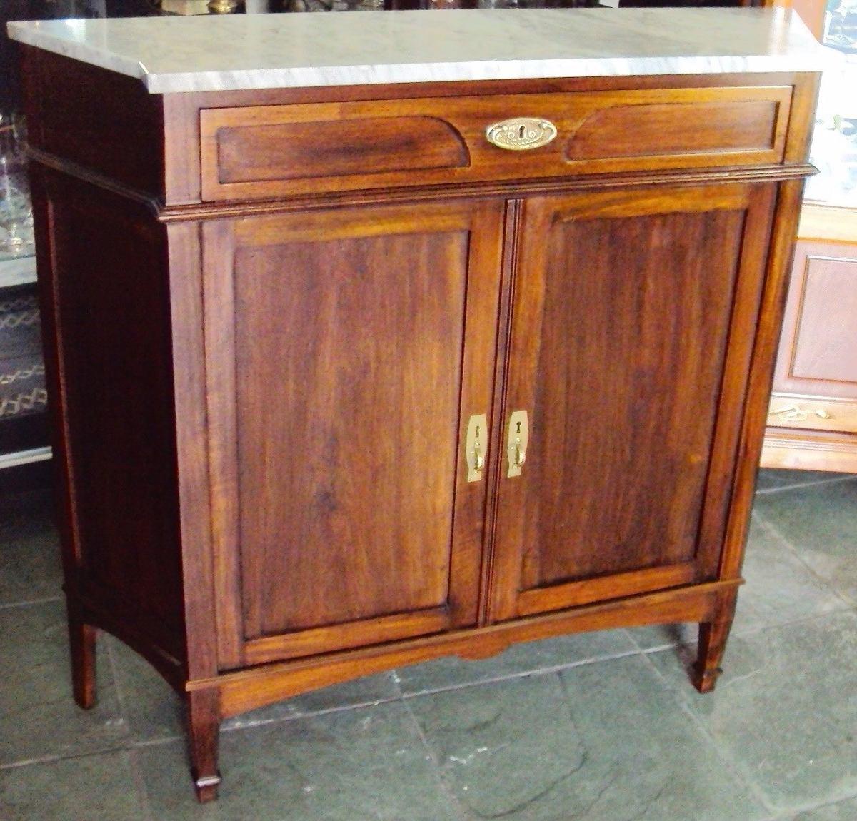 Aparador ou balc o antigo art dec madeira cedro angulado r em mercado livre - Aparador art deco ...
