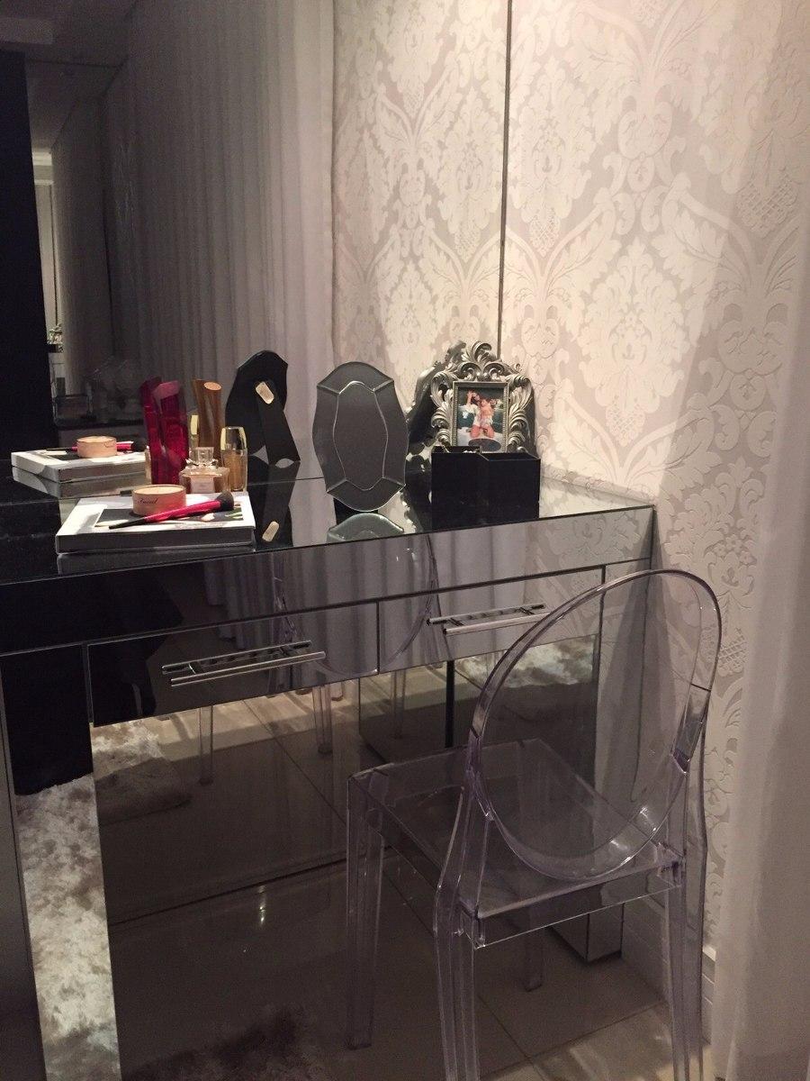 Armarios Habitacion Matrimonio Conforama ~ Aparador Penteadeira De Espelho Lapidado Para Sala Quarto R$ 687,00 em Mercado L