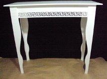 aparador romano mdf pintura branca