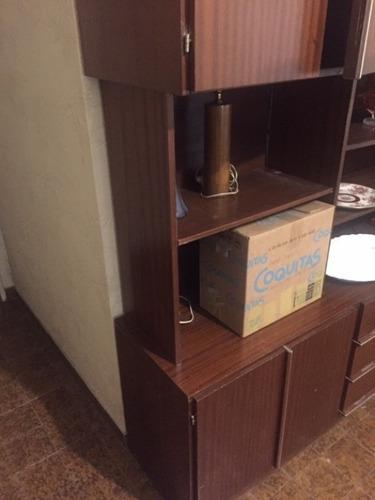 aparador vajillero de comedor, usado, en almagro,rebajado!
