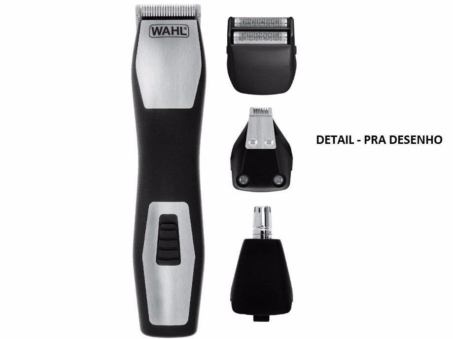 38ffe81a0 aparador wahl groomsman pro 4 em 1 bi-volt desenho completo. Carregando  zoom.